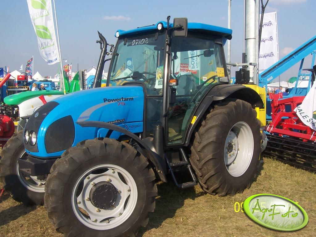 Landini Powerfarm 75