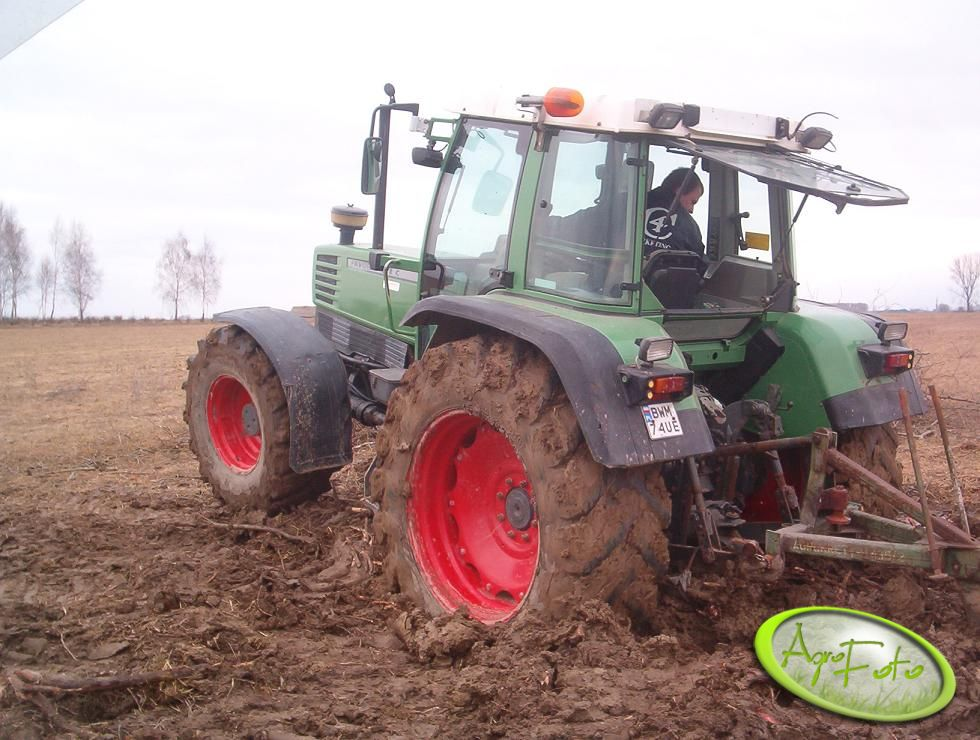 Fendt Favorit 511 C