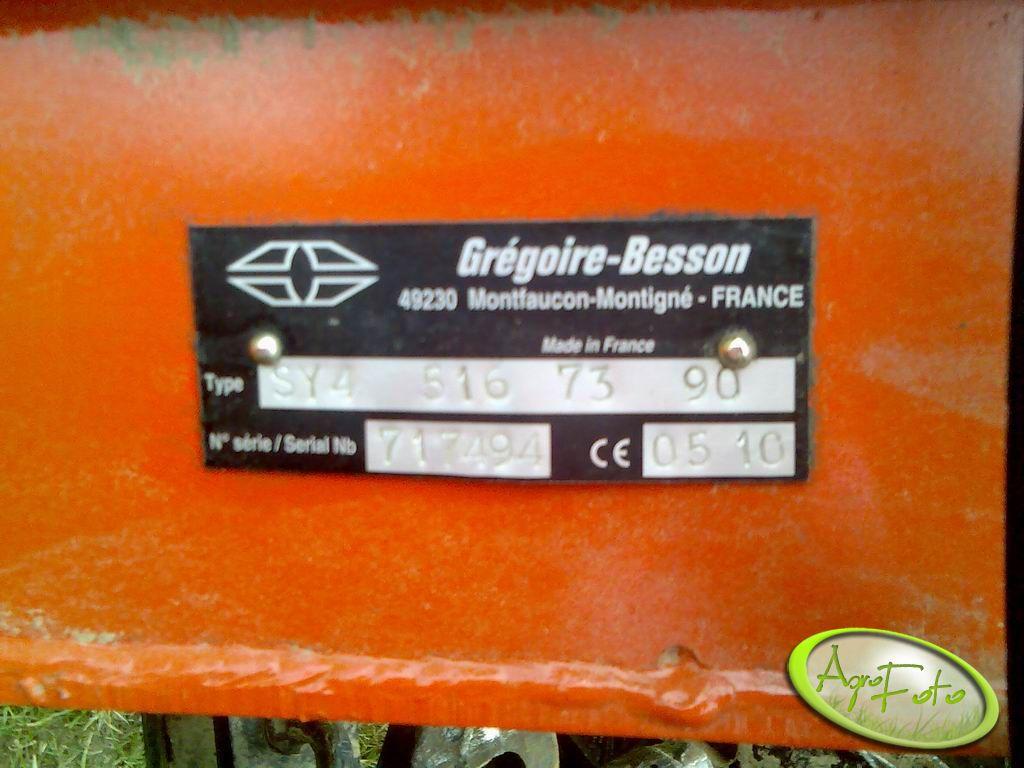 Gregoire-Besson 5-skibowy