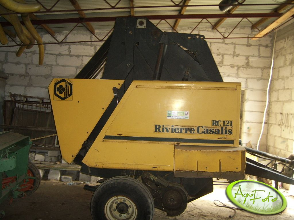 Rivierre Casalis RC 121