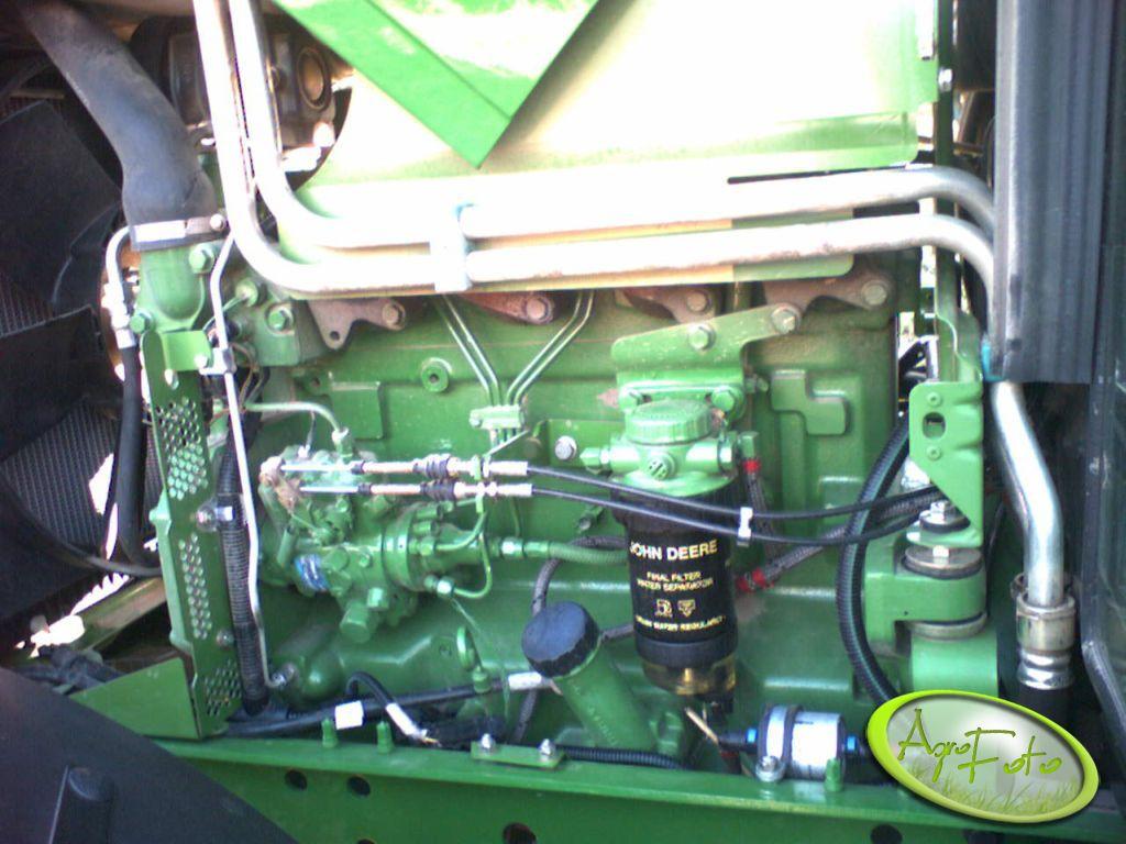 JD - silnik