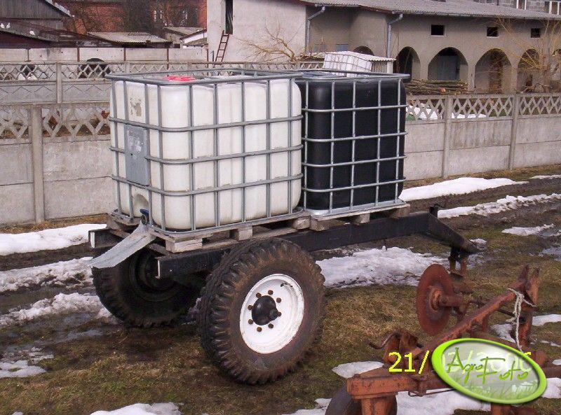 Wóz asenizacyjny, rok prod 2006