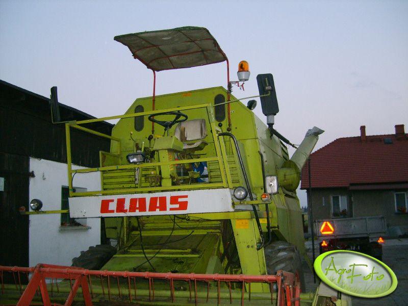Claas Mercator 75