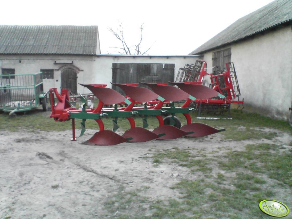 Kverneland 4-skibowy