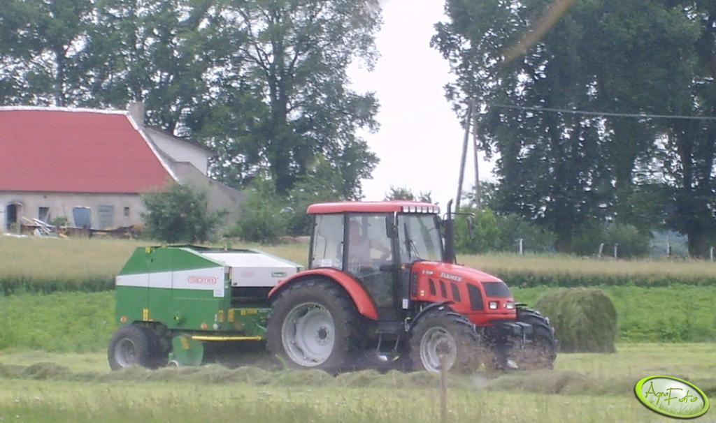 Farmer 8258 + Sipma