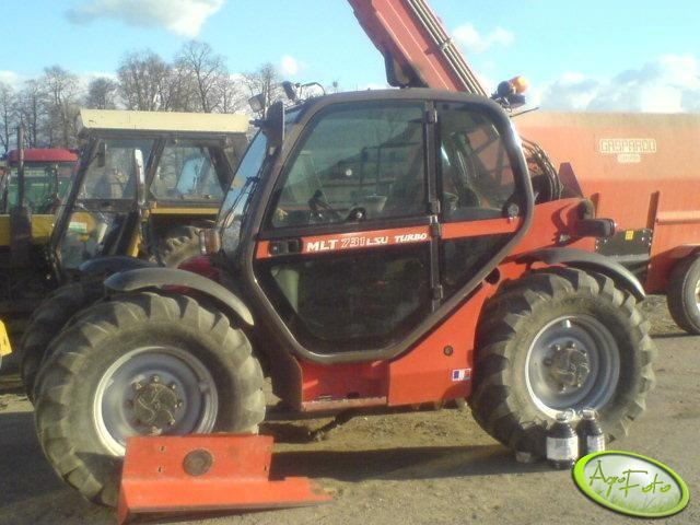 Manitou MTL 731 LSU Turbo
