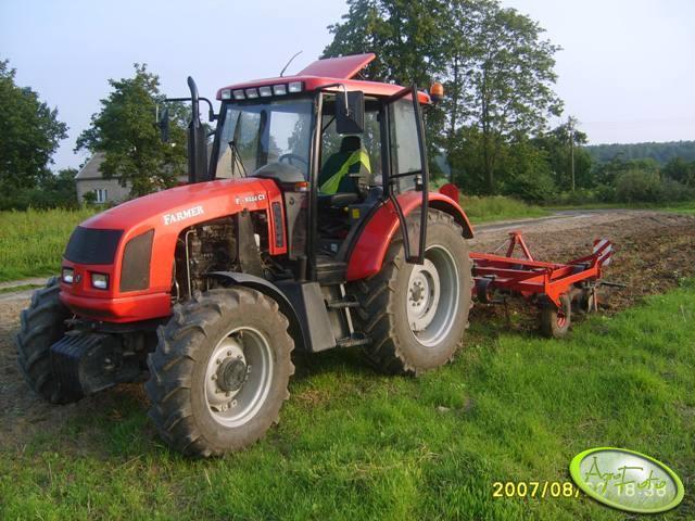 Farmer 8244 C2 + gruber