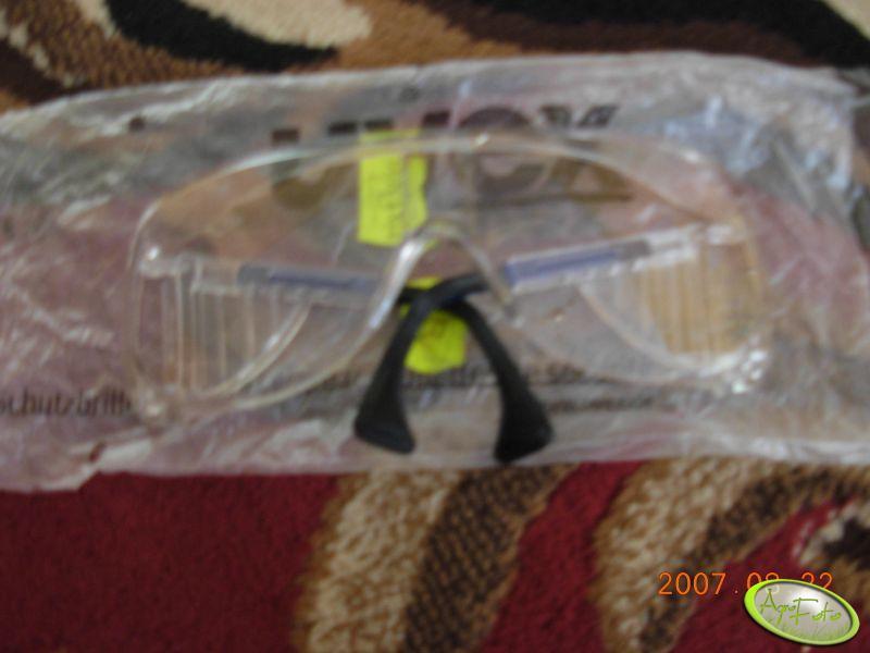 okulary ochronne UVEX 1691