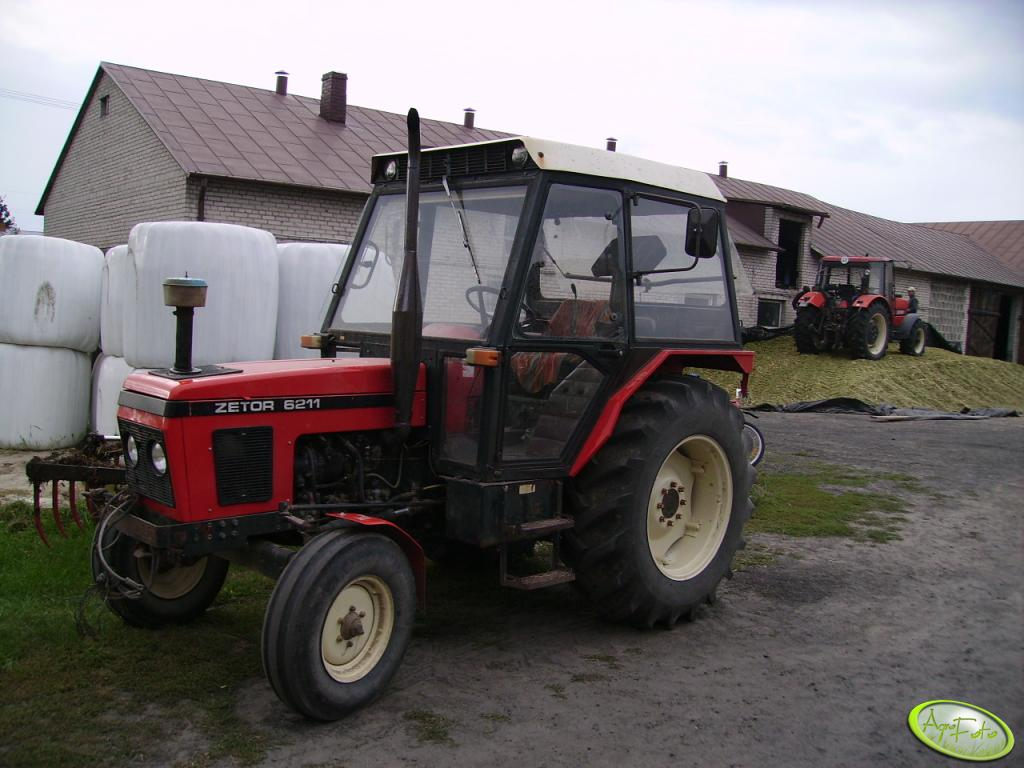 Zetor 6211