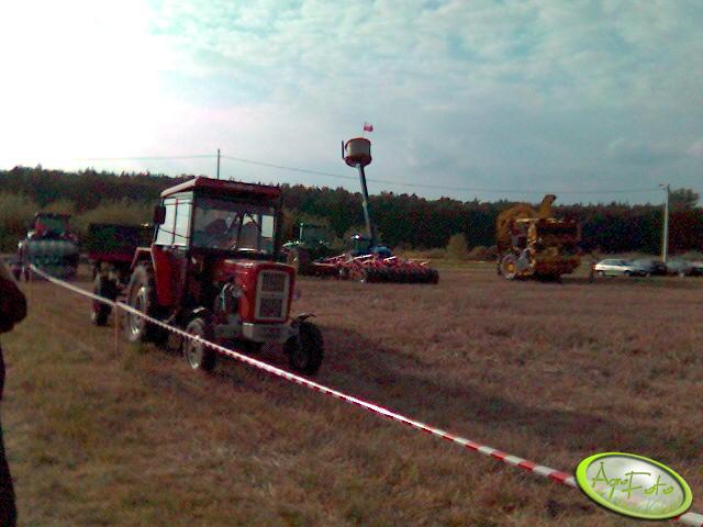 Dożynki 2007 gmina Wołów
