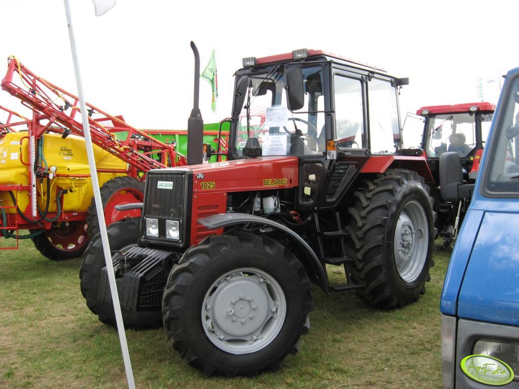 Mtz Belarus 1025