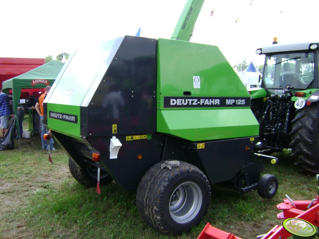 Deutz Fahr MP125