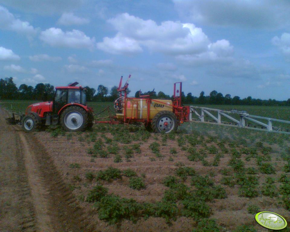 Farmer F-10244c1 + Rau