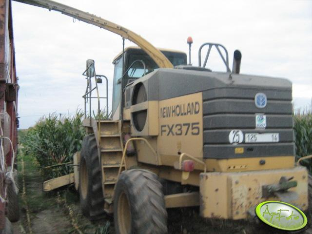 New Holland FX375
