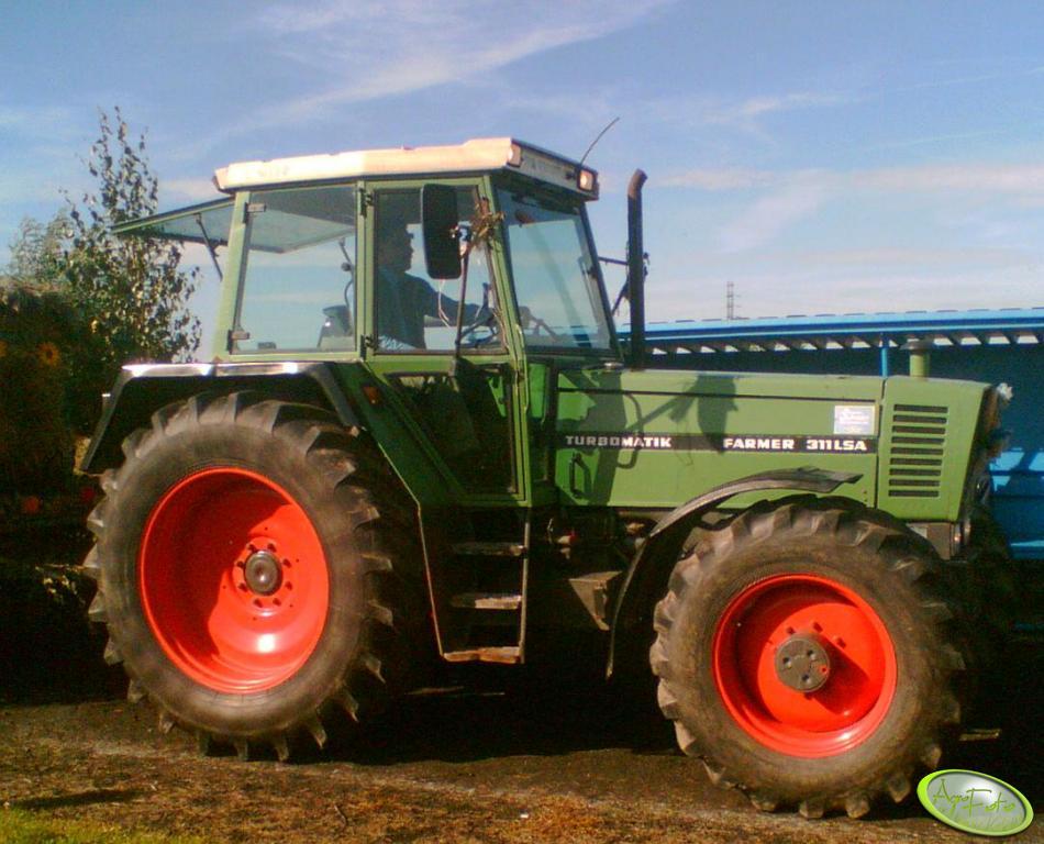Fendt 311LSA Turbomatik