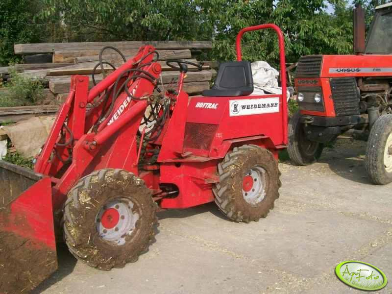 Weidemann 1502 DR Superrr