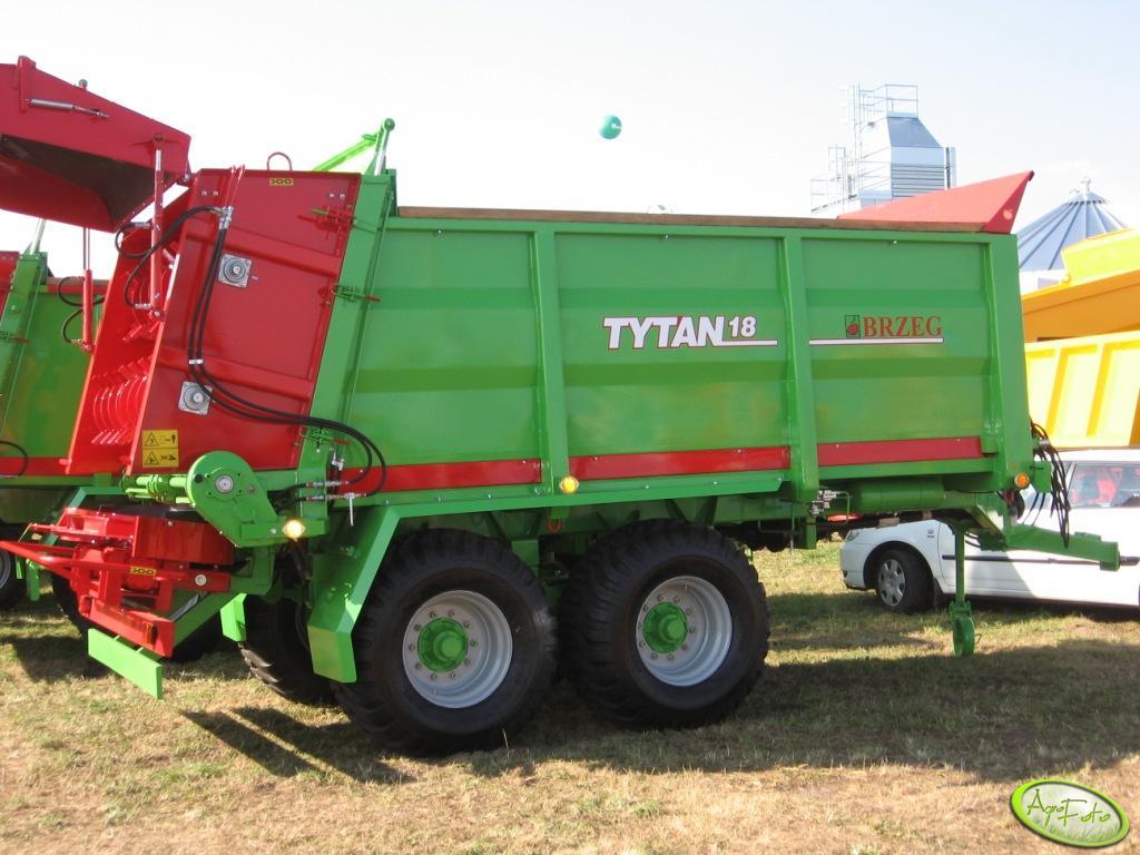 Brzeg Tytan 18