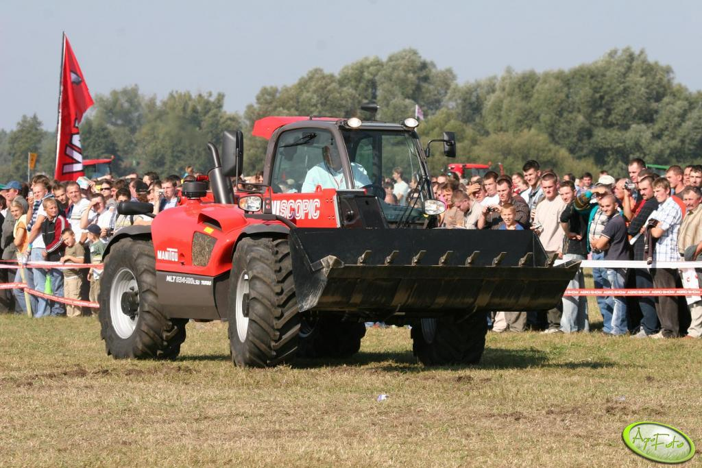 Manitou 634-120 LSU Turbo