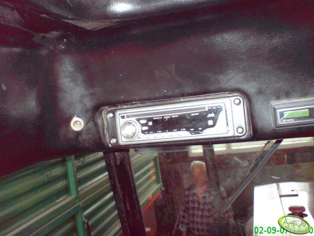Tractor Audio