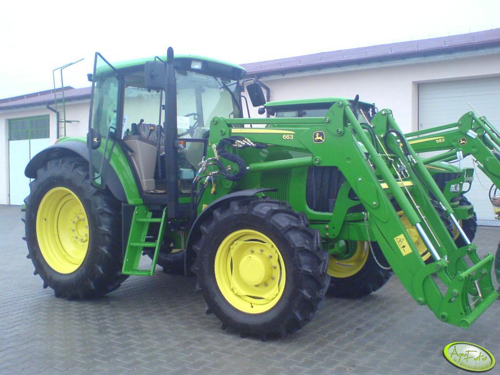 JD 6620 SE