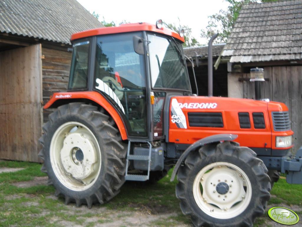 daedong DK 90C