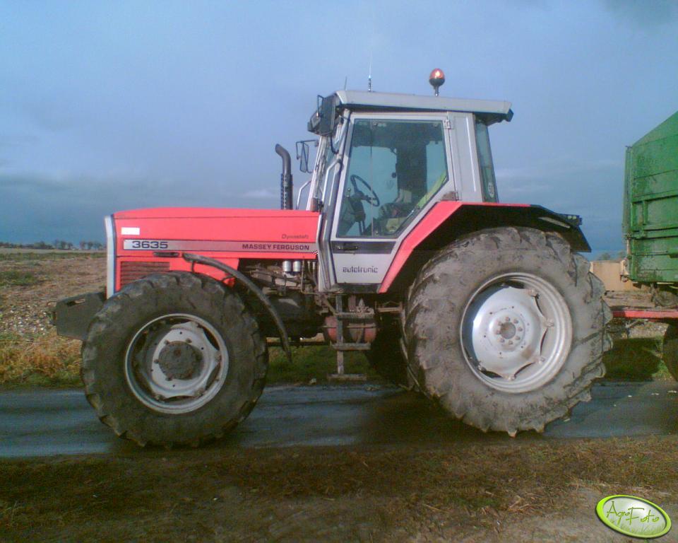 MF 3635