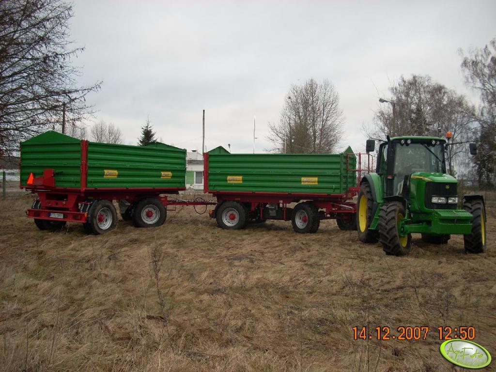 JD 6620 + DB10000