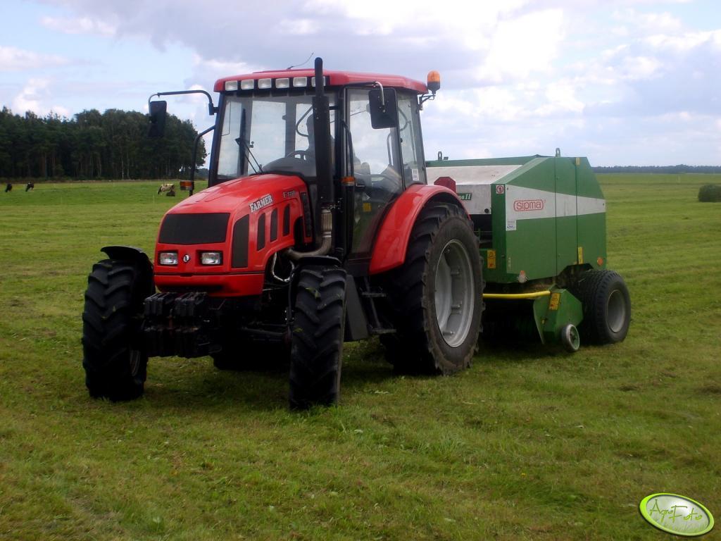 Farmer F-8258