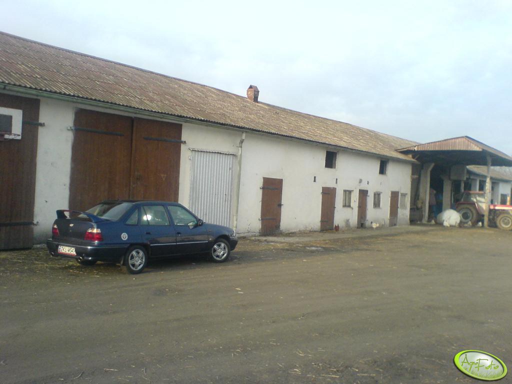 Obora i stodoła i nexia