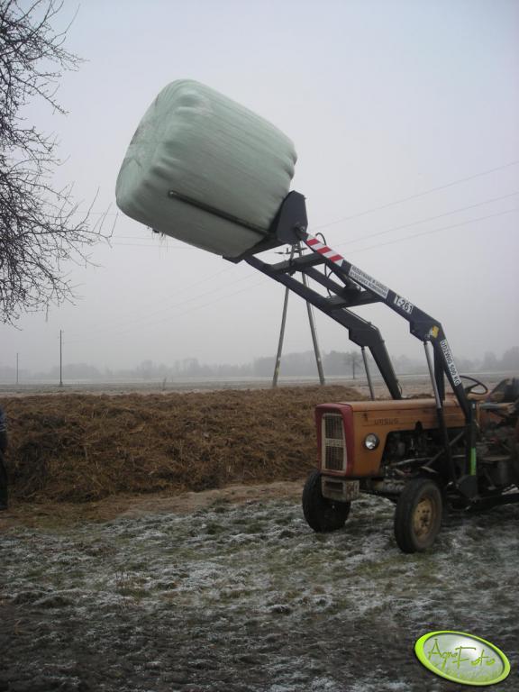 Ursus C-360 + balot