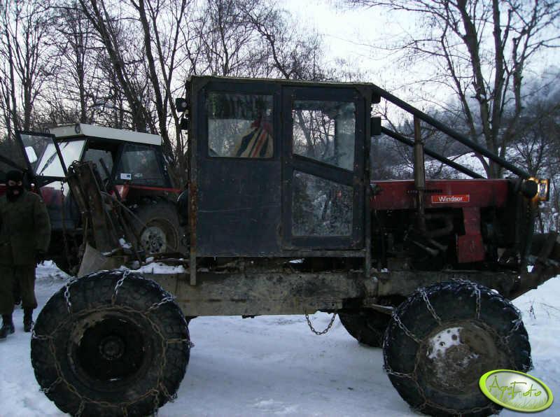 Leśny sprzęt :-))