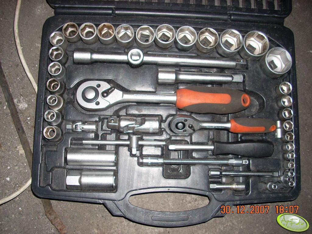 Zestaw kluczy