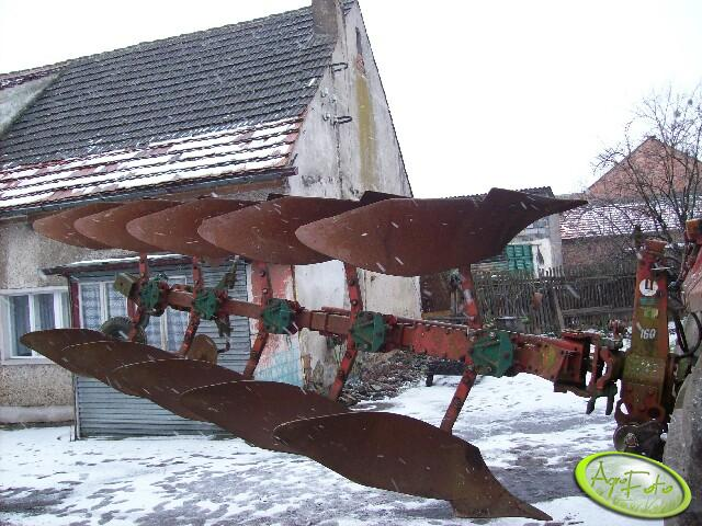 Kverneland 5-skibowy
