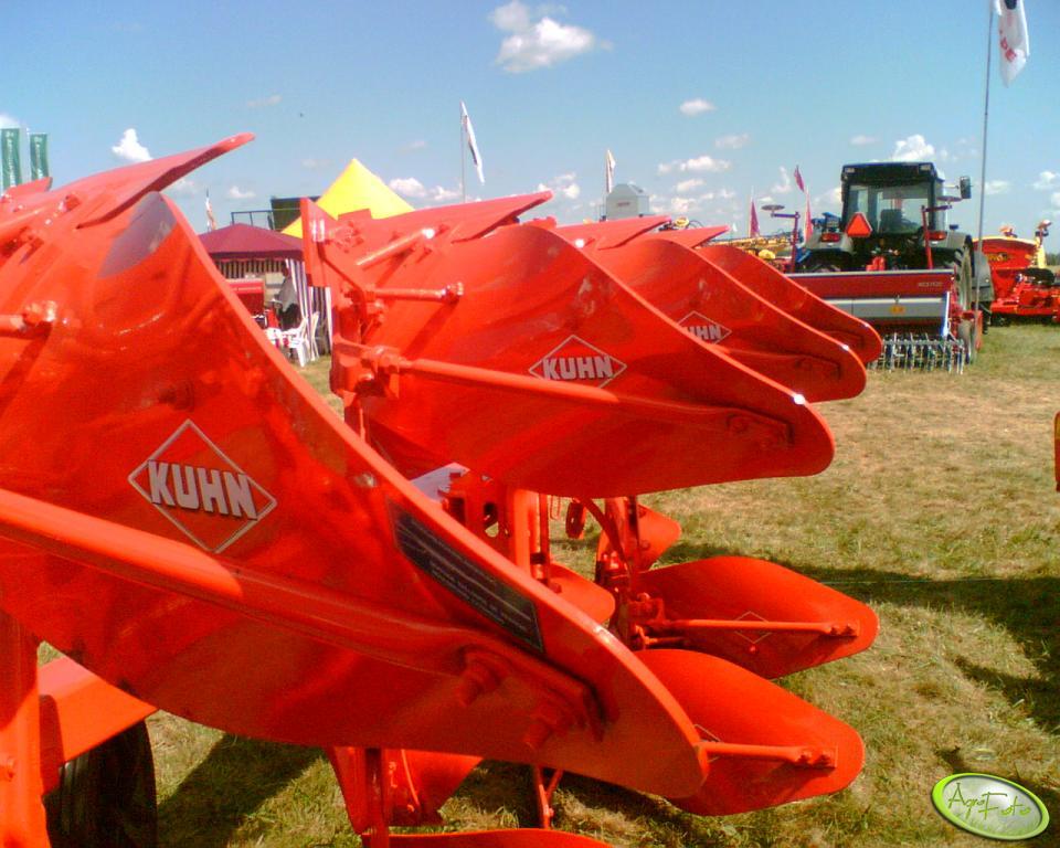Kuhn 4-skibowy