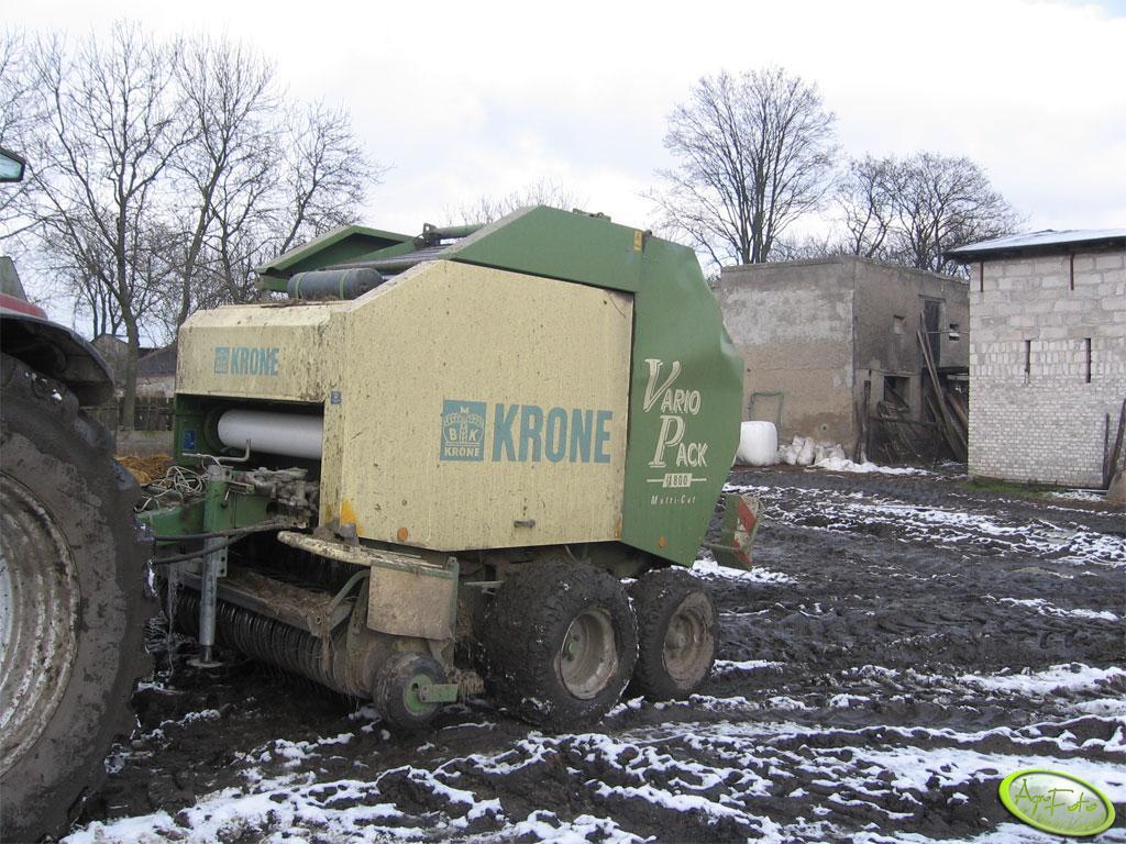 Krone Vario Pack 1800MC