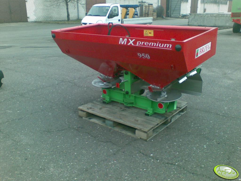 Brzeg MX Premium 950