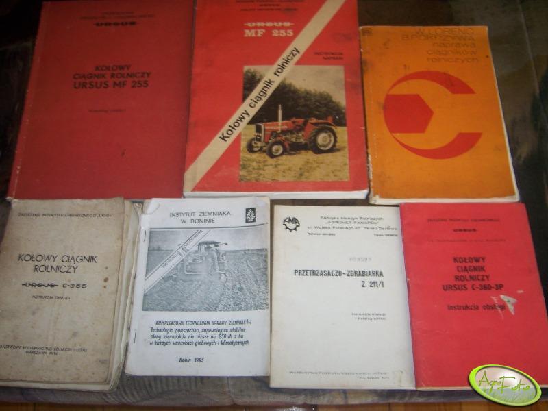 Książki rolnicze