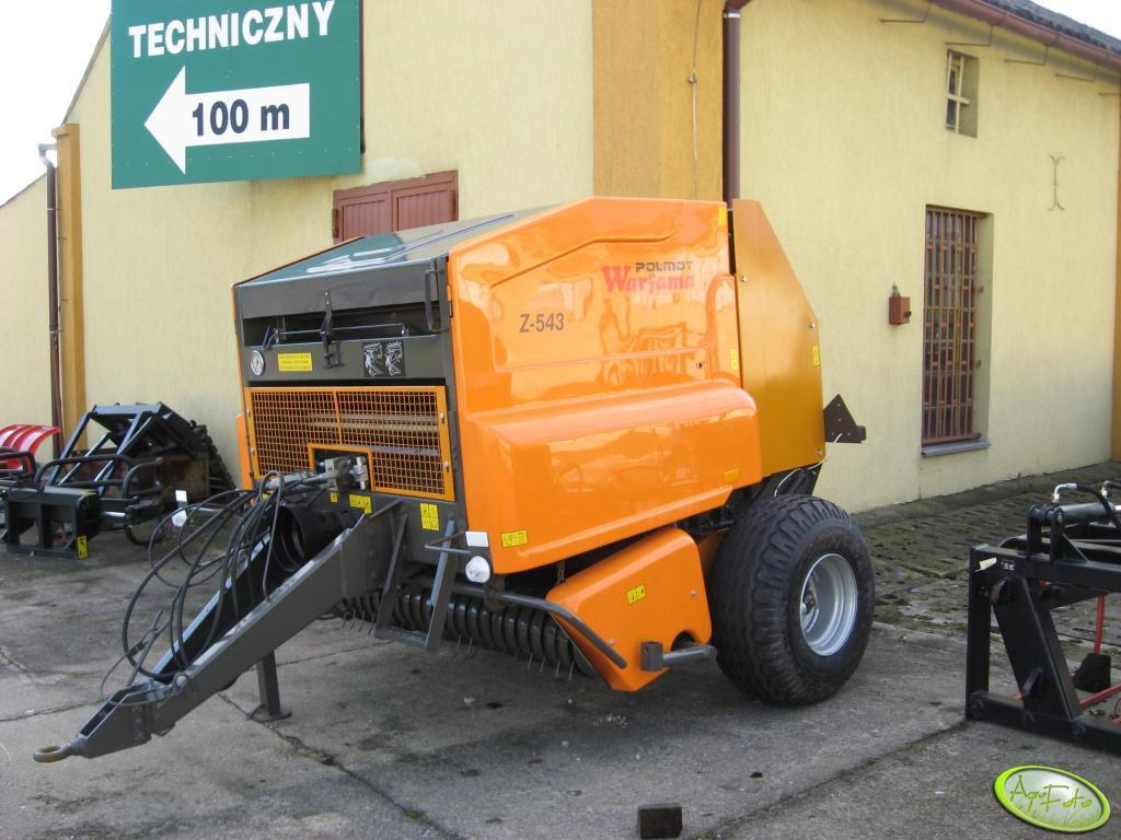 Warfama Z-543