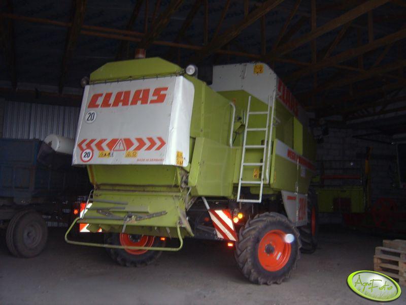 Claas Mega 204 II