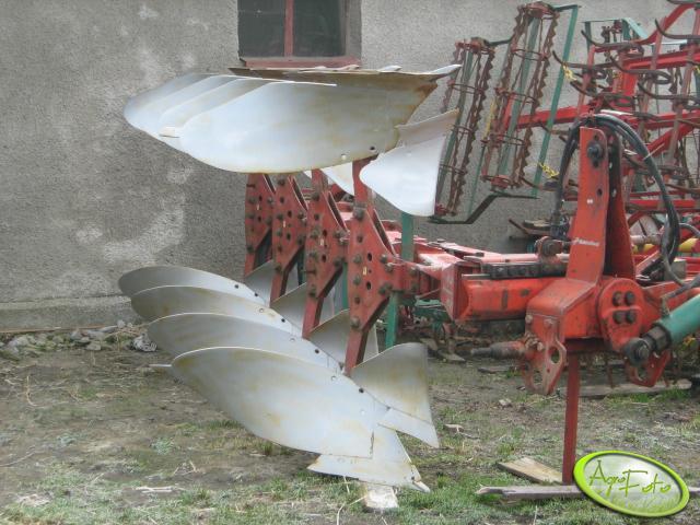 Fraudge-Kverneland D-208 4-skibowy