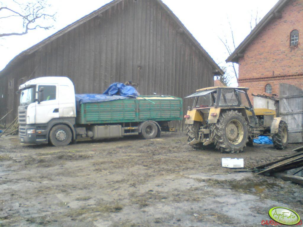Ursus 1614 i Scania