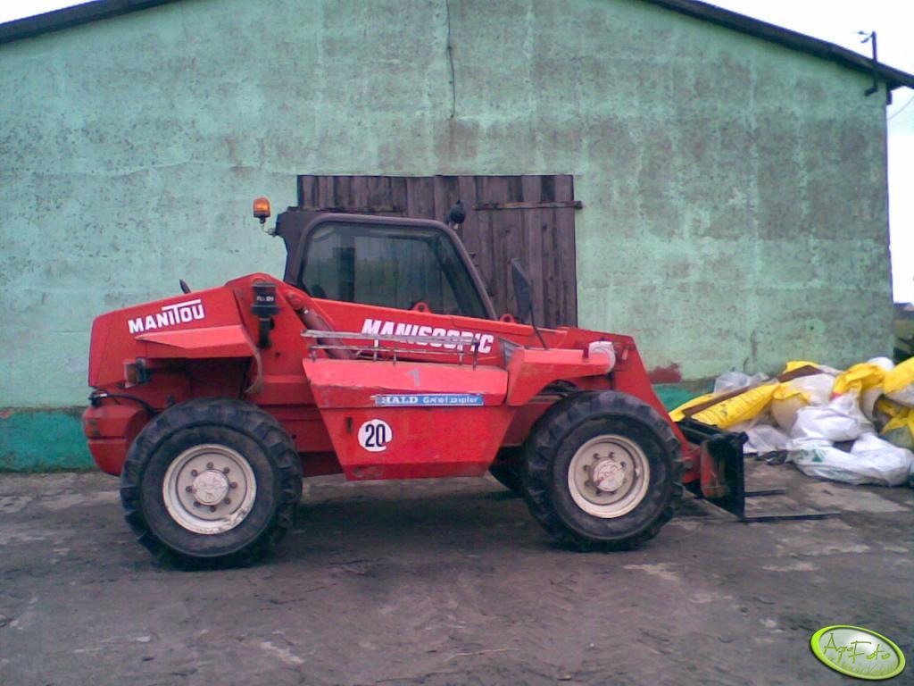 Manitou  MLT 632 Turbo