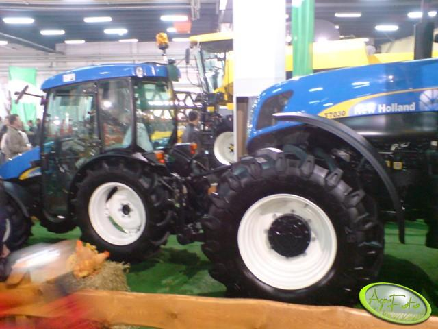 New Holland vs. New Holland