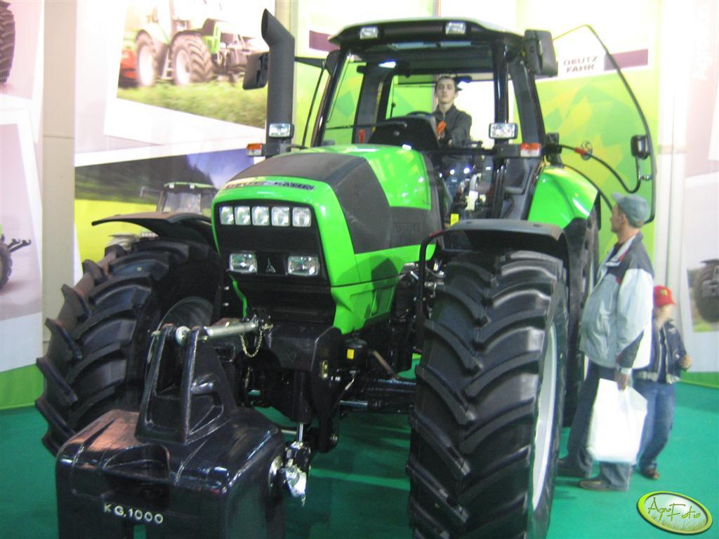 Deutz-Fahr M650 Agrotron