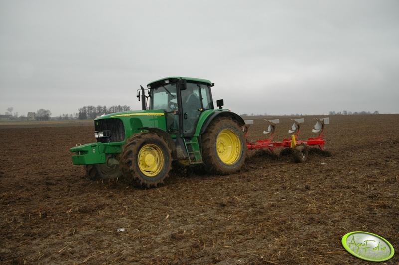 John Deere 6620 + Pottinger
