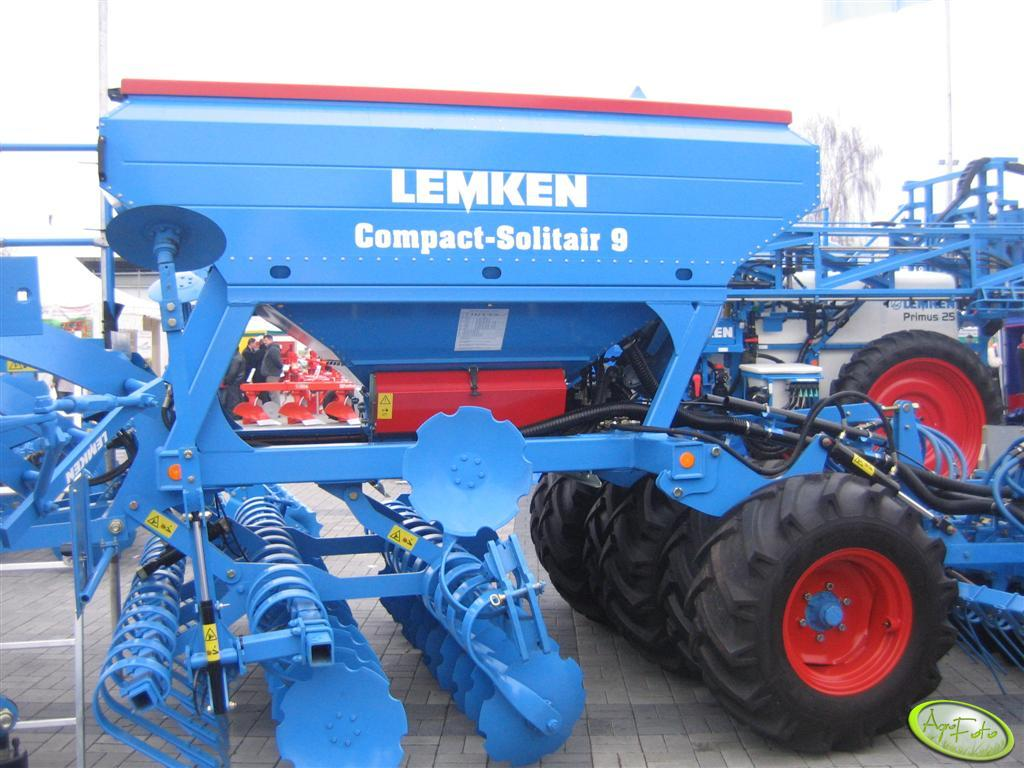 Lemken Compact-Solitar 9