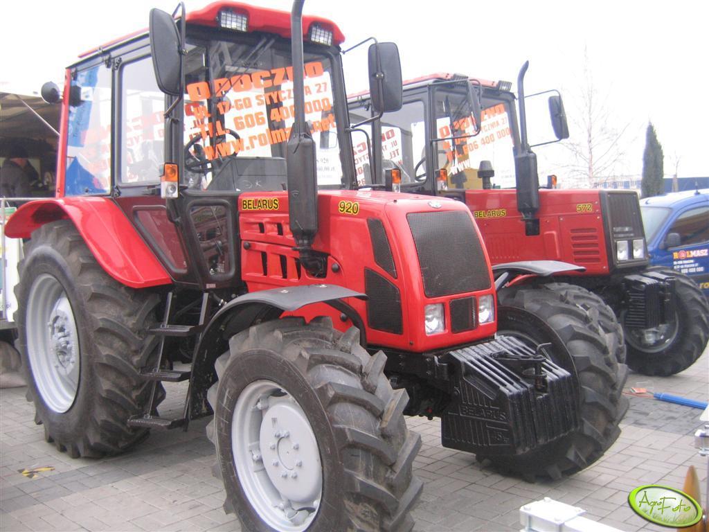 MTZ 920