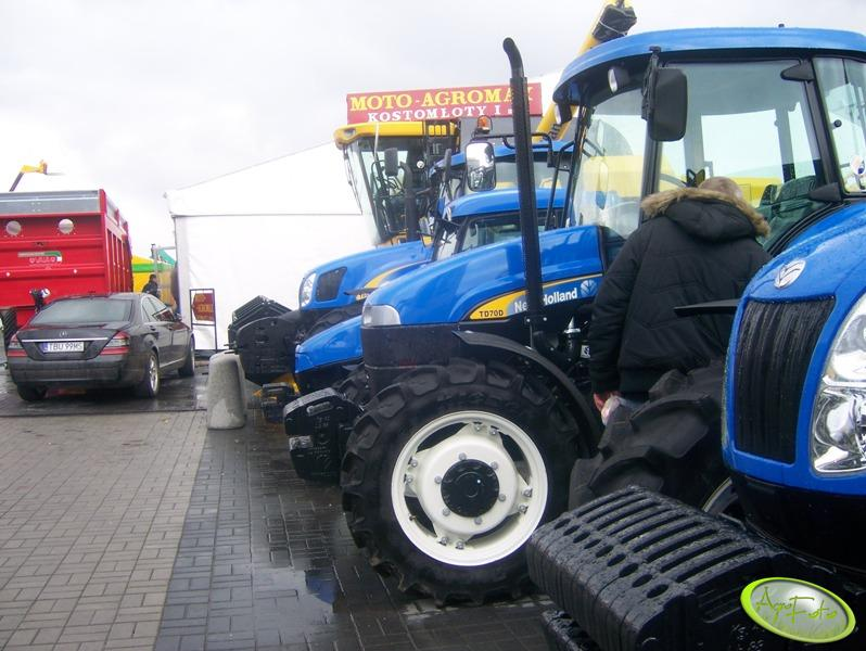 New holland-y