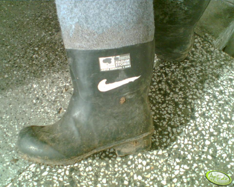 Gumiaczki Nike