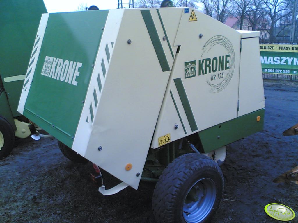 Krone KR 125